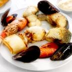 Restaurante Moramar Tarragona pescado